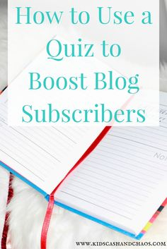 I never considered using a quiz to increase my blog subscribers but this post has changed my mind! Using Interact seems so simple and quizzes are a great way to engage with readers.
