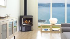 Quality & Convenience. Regency Gas Stoves have the look of a freestanding woodstove but offers you the convenience of gas. A Regency Gas Stove will provide consistent, controllable heat - even during power outages. Choose either the traditional look of a Classic Gas Stove or the contemporary styling of the Ultimate Gas Stove.
