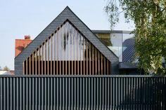 Dois celeiros, uma casa  (Foto: Tomasz Zakrzewski / divulgação)