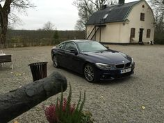 BMW 435 i xDrive Individual Tanzanite Blue with Individual Nutmeg interior delivered! - Page 2