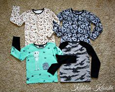 Free shirt pattern