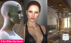22 Best 3ds Max Tutorial Videos for 3D Designers and Animators. Read full article: http://webneel.com/best-3ds-max-video-tutorials | more http://webneel.com/3d-characters | Follow us www.pinterest.com/webneel