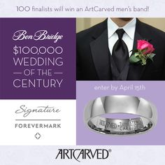 Only TWO weeks remaining: Enter Wedding of the Century by April 15th! http://apps.facebook.com/weddingofthecentury/contests/330642