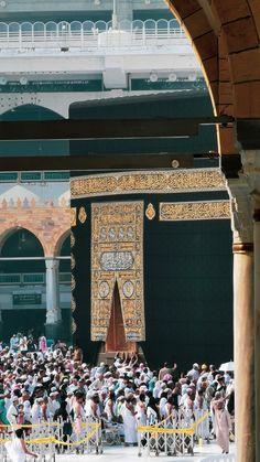 Islam Beliefs, Islam Religion, Islam Quran, Mecca Masjid, Masjid Al Haram, Mecca Wallpaper, Islamic Quotes Wallpaper, Beautiful Islamic Quotes, Beautiful Mosques