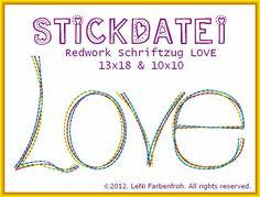 LeNi Farbenfroh: Free embroidery designs