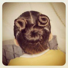 Not-So-Hidden-Mickey   Disney Hairstyles