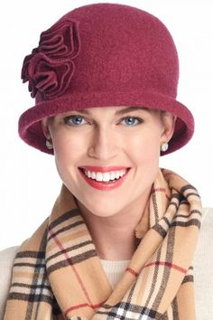 f5bc7830815f1 The Best Hats for Short Hair