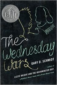 Everyday Reading - Practical Family Living for Book Loving Parents: The Wednesday Wars by Gary D. Schmidt