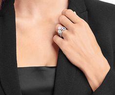 Swarovski Christie Ring Set