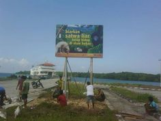 Satwa hewan langka P.Sibirut ,Padang #Unesco#