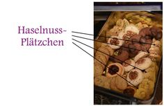 Saksa küpsised 3/5: pähkilillekesed