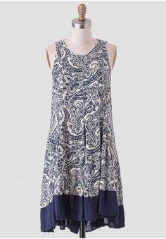 Layer Cake Printed Dress   Modern Vintage Dresses   Modern Vintage Clothing   Ruche