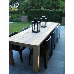 Box stoel - loungeset - kunststof stoel - goedkope tuinmeubelen - ligbedshop.nl
