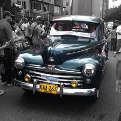Medellín Clasic Cars Parade 56
