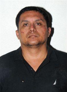 Los Zetas drug cartel leader Miguel Angel Trevino Morales nabbed near Texas border