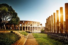 Buy Colosseum and Roman Forum Pass   Any visit to Rome must include a visit to the ancient heart of the city, including the Colosseum, Roman Forum, and Palatine Hill. Now it's possible to reserve entrance to all three sites with just one ticket! The price also includes One Select Italy Gift Certificate valued at $5.00.    By far the wisest and most convenient reservation you can make for your trip to Rome, the Colosseum and Forum Pass allows you access to all three sites. Visit the Colosseum…