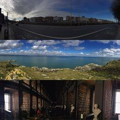 Questo viaggio si è rivelato una vera e propria ispirazione! I colori di questo paese sono impressionanti! Buon lunedì gente! ------------------------------------ Este viaje se ha revelado una verdadera inspiración! Los colores de este país son espectaculares! Feliz lunes a todos! #panorama #dublin #ireland #trinity #irelandseye #nofilter #travel #picoftheday #cold #irish #palettes #color