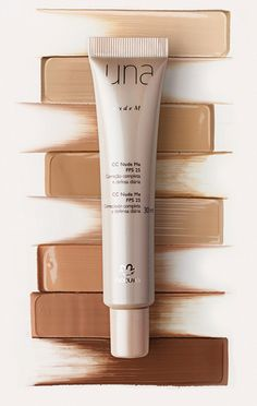 CC Nude me - Com ativos antioxidantes, como a vitamina E, que contribui para a prevenção do envelhecimento e do surgimento de áreas escuras. Exclusiva tecnologia DetOX+, que fornece mais oxigênio e nutrientes para a pele respirar melhor.*