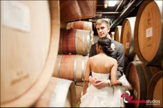 Wedding Photos at Lynfred Winery #Chicago
