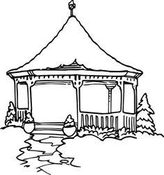 http://www.drsdesigns.com/christmas-village-gazebo-643g/