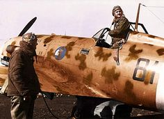 Macchi C.202 folgore Ww2 Aircraft, Fighter Aircraft, Military Aircraft, Italian Air Force, Italian Army, Luftwaffe, Colorized History, Ww2 Planes, Nose Art