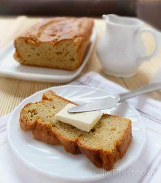 Sweet Potato Bread - diabetic friendly