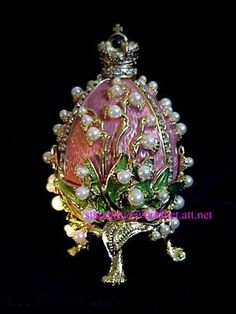 The Joan Rivers style Faberge egg