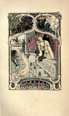Indian fairy tales by Jacobs, Joseph, 1854-1916; Hampstead Bindery. Ballantyne, Hanson & Co. (1892)