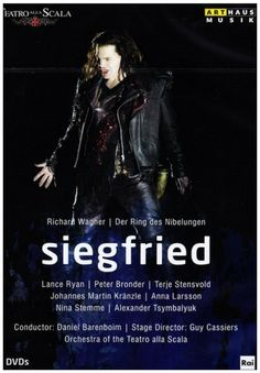 This live performance of composer Richard Wagner's opera Siegfried is conducted under the baton of Daniel Barenboim. Conductors, Movies And Tv Shows, Walmart, Products, Revenge, Celebrity, Archetypes, February, Psicologia