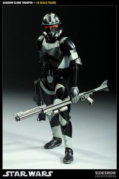 "Star Wars 12""Shadow Trooper"