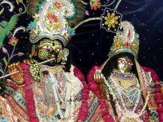 Jayadeva Goswami's deities in Jaipur, Sri Sri Radha Madhava