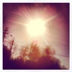 Sun sun sun!