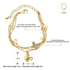 Butterfly Long Tassel Dangle Drop Earrings Bridesmaid Teen Girl New Bday Birthstone Gifts Fashion Jewelry JS6 Who like it ? www.lolfashion.ne... #Jewelry #shop #beauty #Woman's fashion #Products