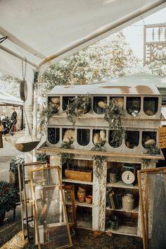 The Found Cottage Mercantile Market – Come See Me! Antique Interior, Art Antique, Antique Decor, Antique Store Displays, Vintage Display, Antique Stores, Farmhouse Buffet, Farmhouse Style, Farmhouse Decor