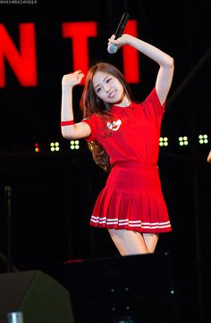 APink NaEun Stage Outfits, Hot Outfits, South Korean Girls, Korean Girl Groups, Apink Naeun, Son Na Eun, K Idol, Asian Woman, Kpop Girls