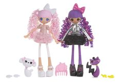 Welcome to the official Lalaloopsy website! Watch the We're Lalaloopsy Netflix trailer and other fun videos, learn about your favorite Lalaloopsy characters, check out photos, and more! Barbie Toys, Doll Toys, Girl Dolls, Baby Dolls, Sky Doll, Lalaloopsy Mini, Toys R Us, Doll Accessories, Party Supplies