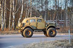 Volvo Sugga raptgb 915 by saabrobz, via Flickr