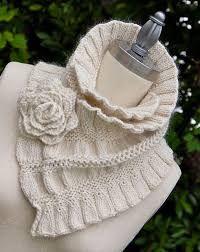Resultado de imagem para Dancing Waves Scarf Knitting