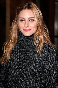 WHO: Olivia Palermo WHERE: Roland Mouret Fall 2016 show, Paris WHEN: March 6, 2016
