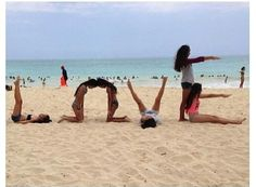 Cool friendship picture love this because you don't need to be flexible