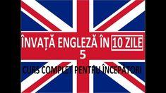 Invata engleza in 10 ZILE | Curs complet pentru incepatori | LECTIA 5 Led Projects, Computer Technology, Chicago Cubs Logo, Human Body, Math, Valve Amplifier, Diy Electronics, Universe, English