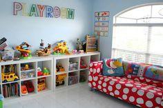 Gorgeous playroom!!!