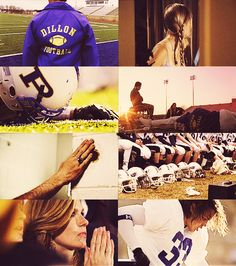 Friday Night Lights--obsessed