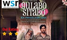 Amid the noise of cinematic lockdown and the growing popularity of OTT platforms in the Corona situation, the Shoojit Sircar directed 'Gulabo Sitabo' was released on Amazon Prime with subtitles in 15 languages in 200 countries. 'Gulabo Sitabo' will be remembered in Indian cinema for being the first film to hit theaters directly on the […] Top Amazon Prime Movies, Amazon Prime Video, Shot Film, Film Story, Bollywood, Movie Releases, Hindi Movies, Latest Movies, Movies To Watch