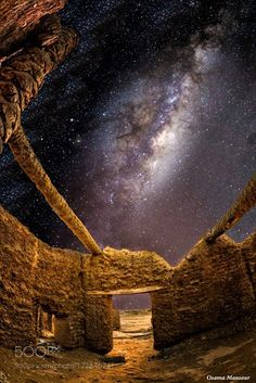 Milky Way Alkadema Milky Way _ Alkadema - KSA Camera: NIKON D610 Lens…