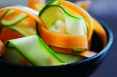 Courgette and carrot salad recipe recipe - goodtoknow