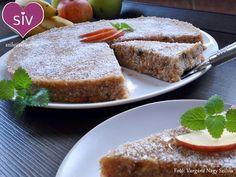 Cake Recipes, Vegan Recipes, Healthy Desserts, Sweet Treats, Good Food, Low Carb, Cooking, Breakfast, Fitt