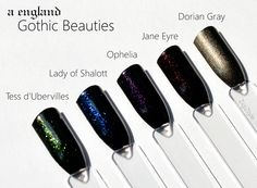 ZigiZtyle: A-England Gothic Beauties Collection