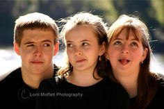 sibling silliness family portraits