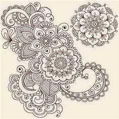 flower mandala tattoo - Google Search